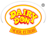 Dairy Don Ice Cream logo