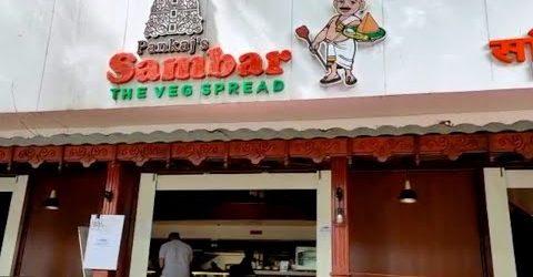 Pankaj's Sambar , a South Indian QSR chair shares the experience with Rise POS